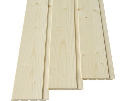 Profilholz Trapez Fichte B 3000x96x12 5 Mm Mit Bildern Holz Trapez Fichten