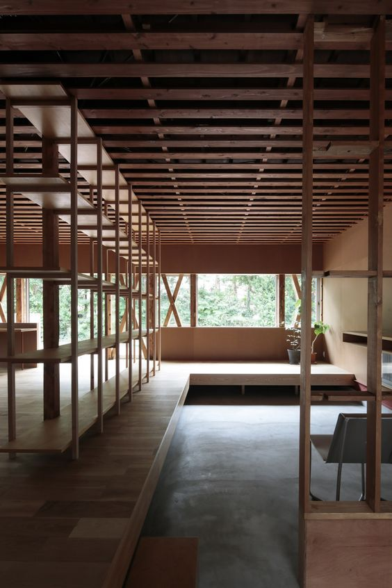 Completed in 2014 in Tokyo, Japan. Images by Koichi Torimura. This is the…