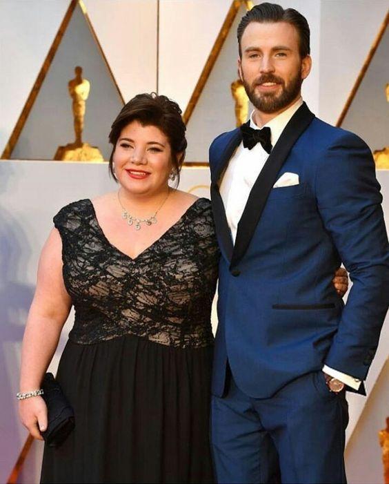 Крис и его сестра