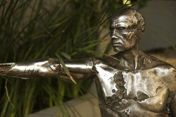Ellerman House Contemporary Gallery  Sculpture Angus Taylor