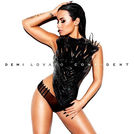Demi Lovato – Confident (single cover art)
