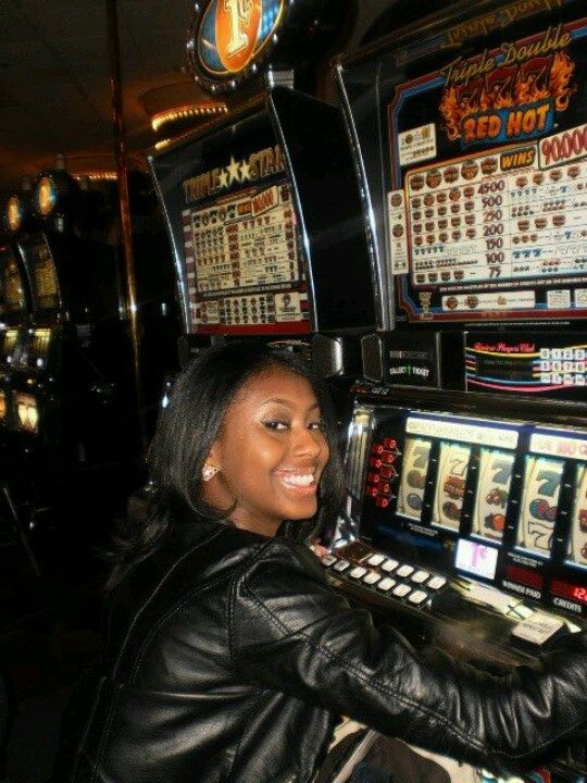 Me in the casino at Riviera Hotel in Las Vegas