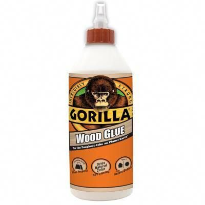 Gorilla Wood Glue Is The Reliable Adhesive That Woodworkers Carpenters And Hobbyists Trust For Their Woodworking Projects Gorilla Wood Glue A V 2020 G Klej Dlya Dereva