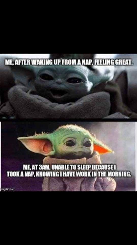 Pin By Christine Parker On Funnies Yoda Meme Yoda Wallpaper Nurse Humor