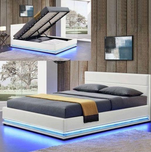 lit avec rangement conforama les
