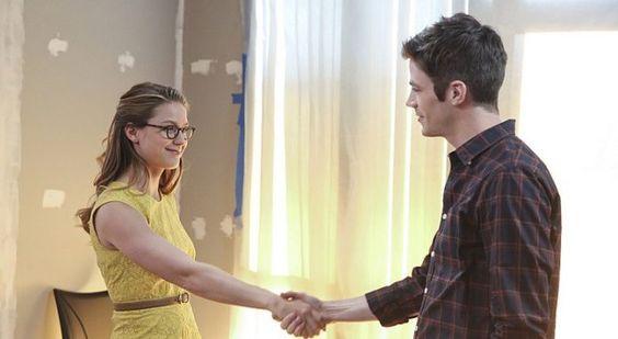 supergirl flash romance | Grant Gustin fala sobre possibilidade de romance entre The Flash e ...