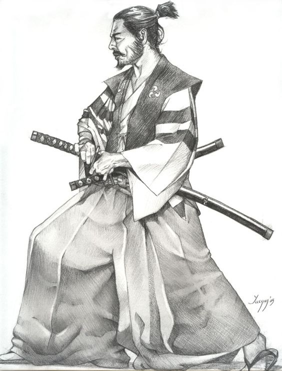 essay on the samurai's garden