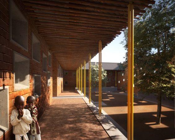 Centre for health and social advancement, Burkina Faso, 2013