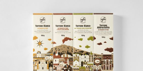 Sabadì – I Torroni — The Dieline - Package Design Resource