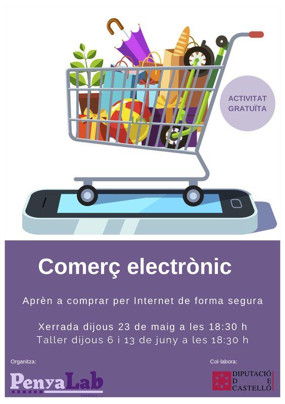 Xerrada-taller 'Comerç electrònic'