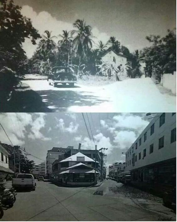 Avenida 20 de julio 1942 - 2012
