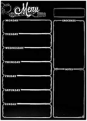 semaines Planificateur Vintage mémo tableau