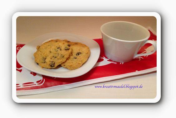 leckere Schoko-Ingwer-Kekse passend zur Adventszeit
