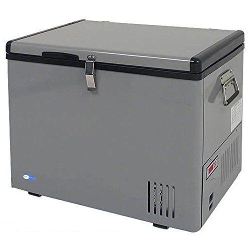 Whynter Fm 45g 45 Quart Portable Refrigerator Freezer Platinum Portable Fridge Compact Refrigerator Freezer Compact Refrigerator