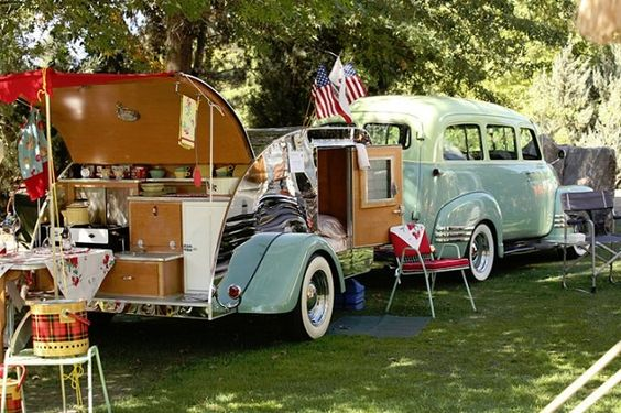 Tips for teardrop camping. (This site also includes alot of other things teardrop related including plans.)