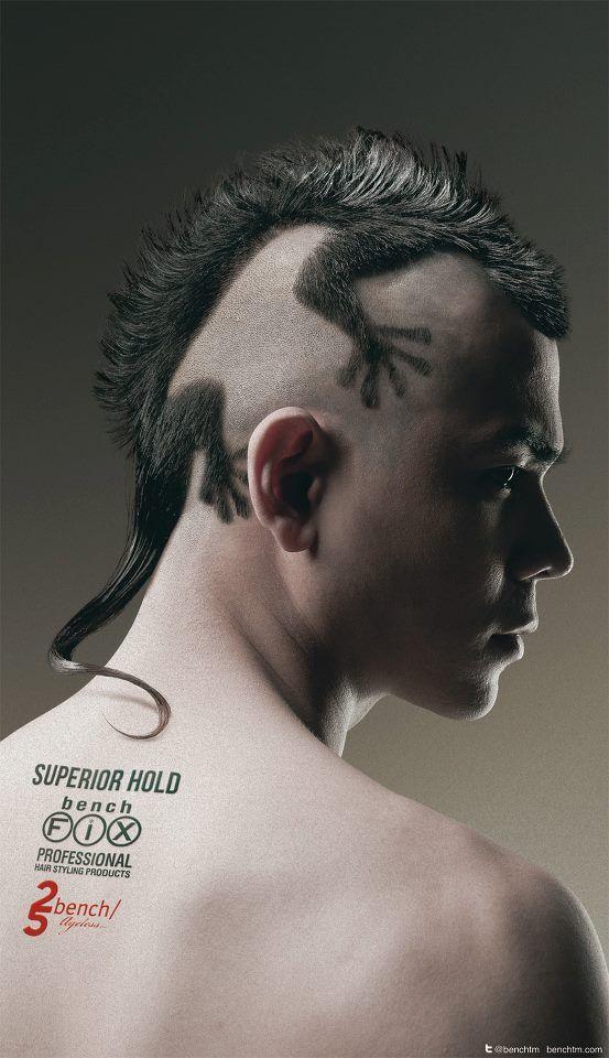 Hair Lizard for Kyle?