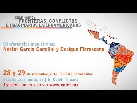 Fronteras, conflictos e imaginarios latinoamericanos - El Colegio de la Frontera Norte