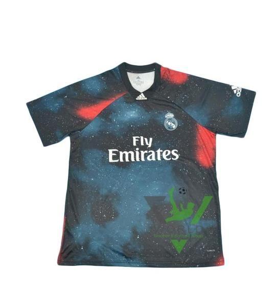 Real Madrid C.F. Football club Short Sleeve 4TH Kit EA