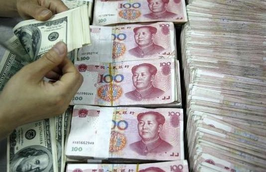 US dollar's forex rate mixed in Asia