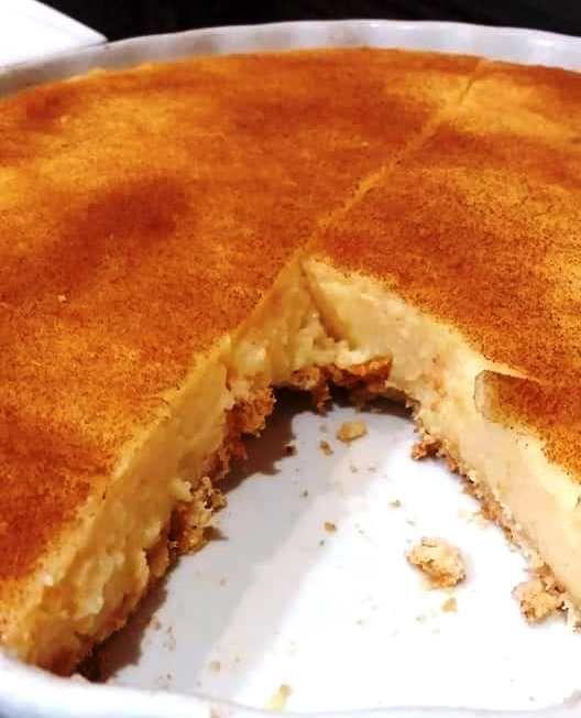 Quick No Bake Milktart Resepte Wenke Baking Milk Tart Cake Recipes