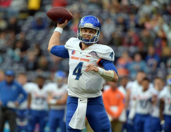 Washington State Cougars at Boise State Broncos - 9/10/16 College Football Pick…