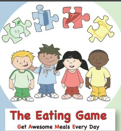 """This """"game"""" is a life changer for many kids and their families. www.theeatinggame.ca"""