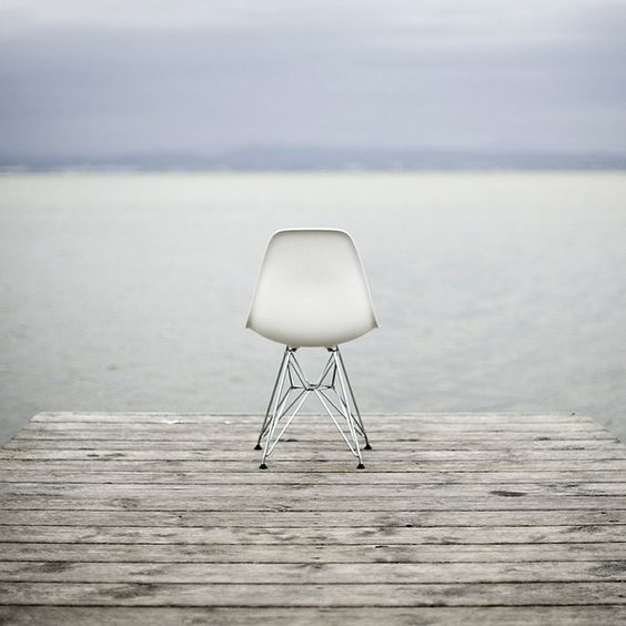 I'd like to sit by the water for a while...
