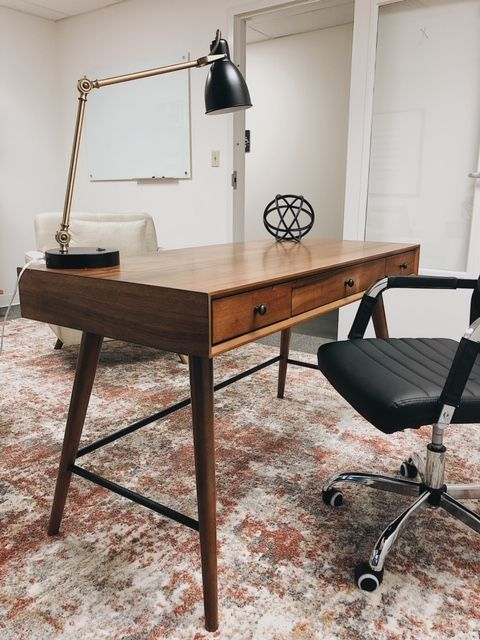 5 Must Have Pieces For A Mid Century Modern And Masculine Office
