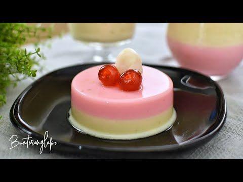 Agar Agar Laici Yang Menyegarkan Nampak Cantik Sampai Nak Makan Pun Sayang Youtube Makanan Hidangan Penutup Agar Agar