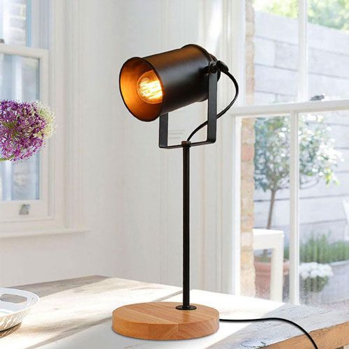 27 Cool Desk Lamps Best Desk Lamps Awesome Stuff 365 Table Lamp Wooden Table Lamps Lamp