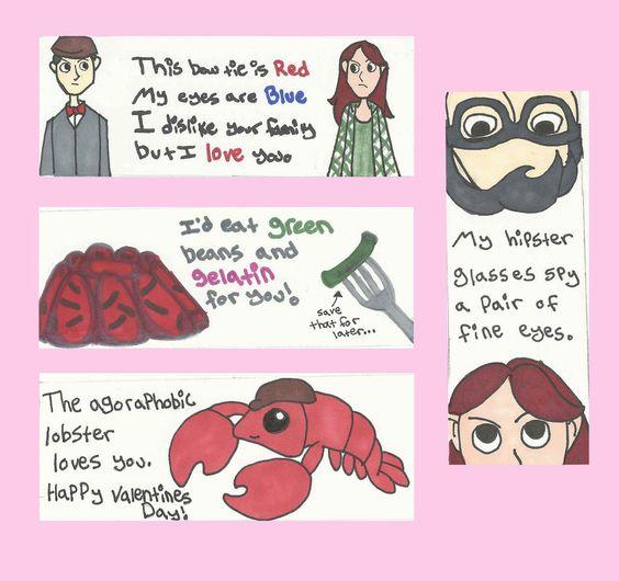 Valentines a la the Lizzie Bennett Diaries....