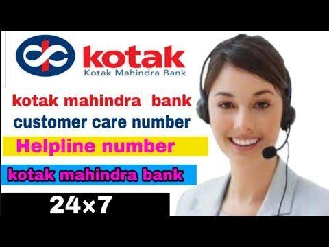 Pin On Kotak Mahindra Bank Customer Care Number