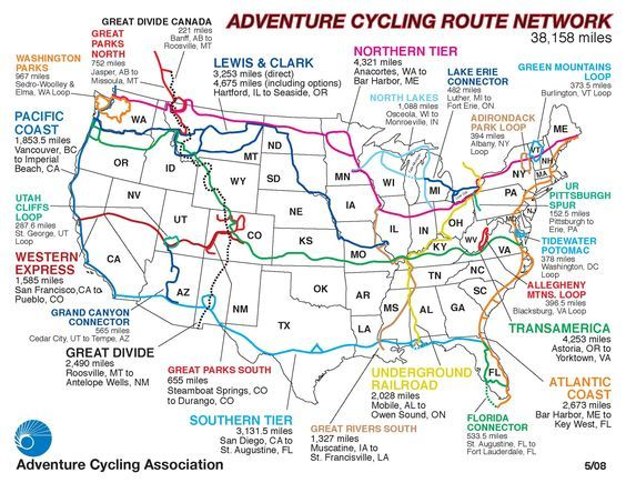 Trans America Trail Google Search Bike Across America Trans America Trail Bike Trips