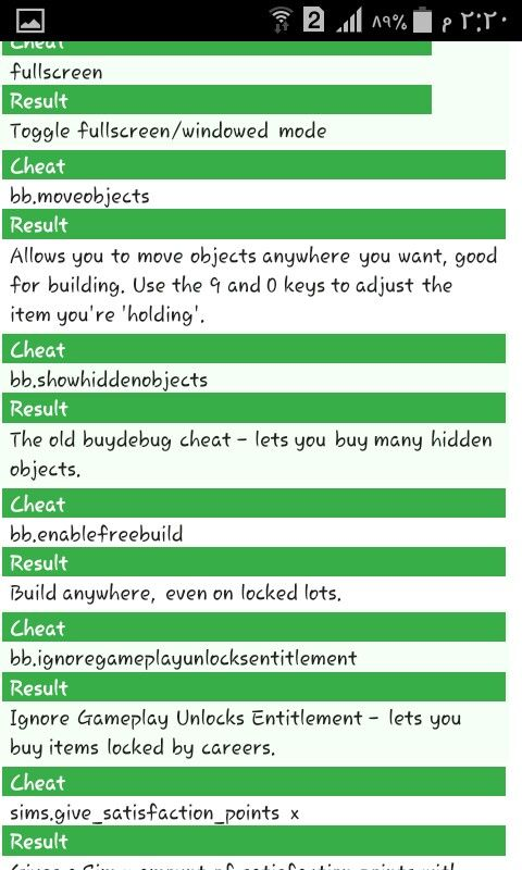 Sims 4 build anywhere cheat