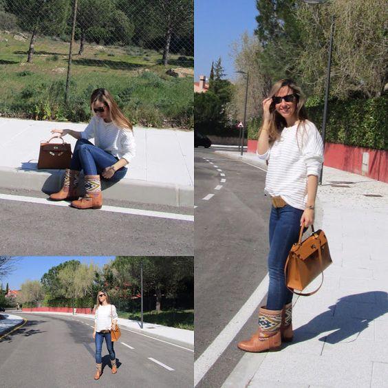The Fashion Brook: My Kilim Boots