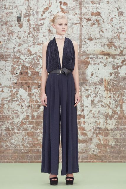 Camilla and Marc, Look #16