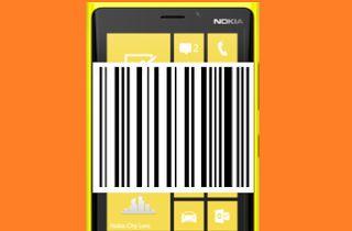 Zakyri: How to Scan Codes on Nokia Lumia 920
