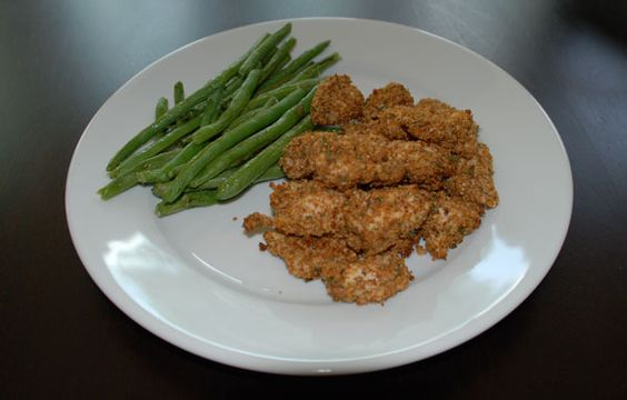 Clean Eating Chicken Nuggets   Eating Clean, Getting Lean