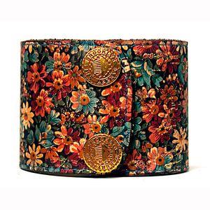 bracelete florido