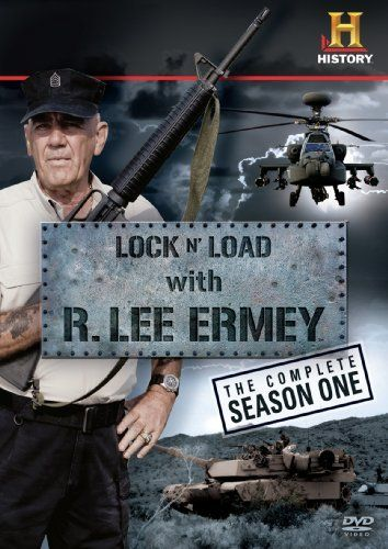 Lock N' Load with R. Lee Ermey: The Complete Season One DVD ~ R. Lee Ermey, http://www.amazon.com/dp/B002M3JJDW/ref=cm_sw_r_pi_dp_CKsSpb0CF4NB5
