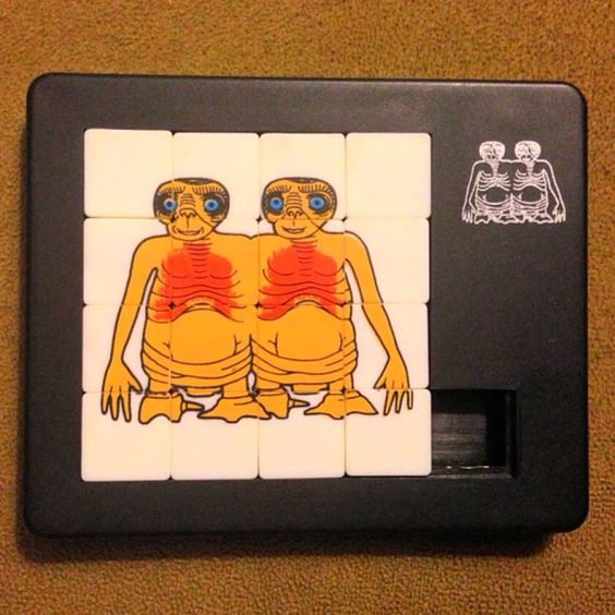""""""" Yay! #conjoinedtwins #ET #puzzle #solved """""""