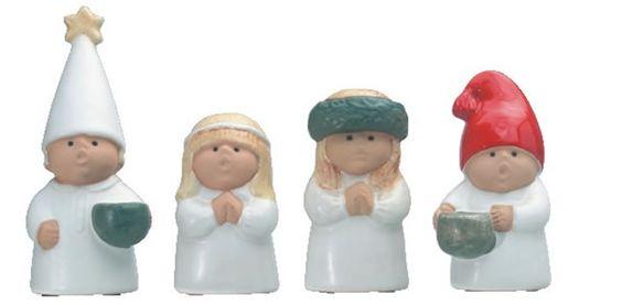 lisa larson - christmas
