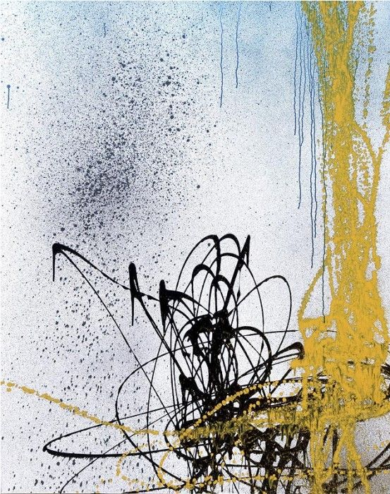 Hans Hartung at Cheim & Read:
