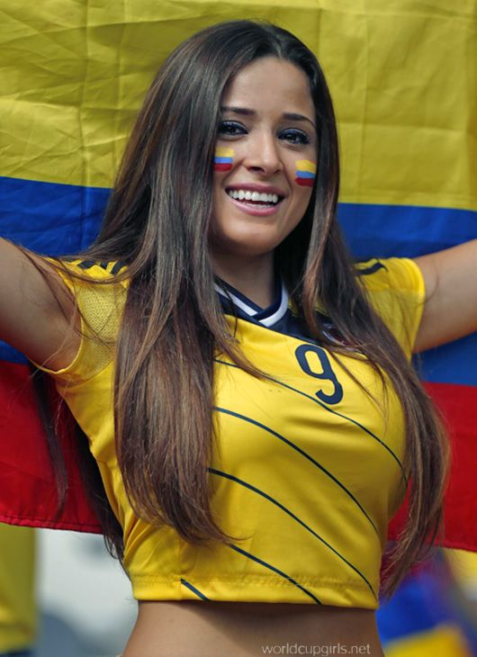 colombian girl