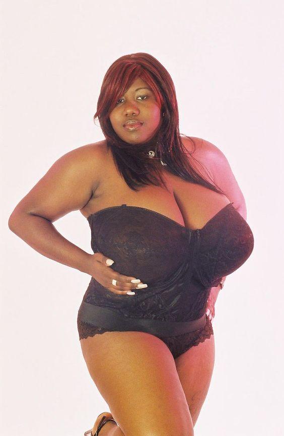 image Ebony bbw unbelievably big boobs Part 3