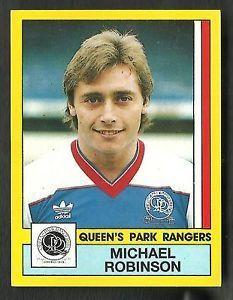 Michael Robinson -'QPR