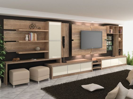 Sala Tv Home Theater ~  theater designs theater ideas sala tv hometheaters home ideas ideas