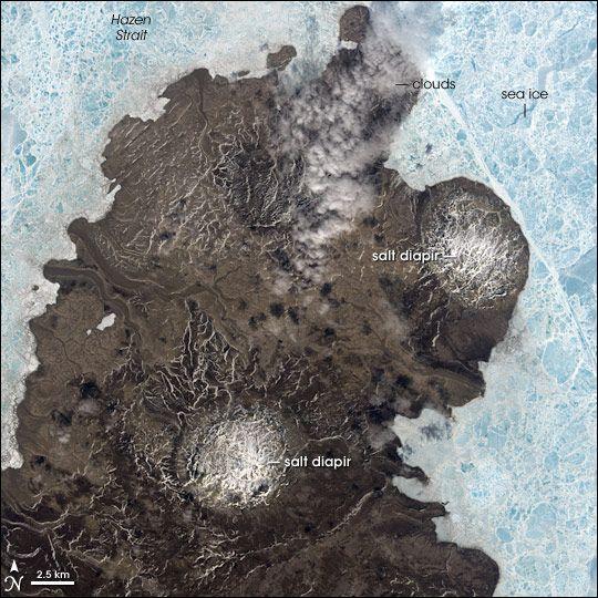 geologic map of nunavut