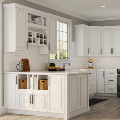 Kitchen Cabinets The Home Depot In 2021 Kitchen Cabinets Kitchen Cabinet Colors Small Kitchen Renovations