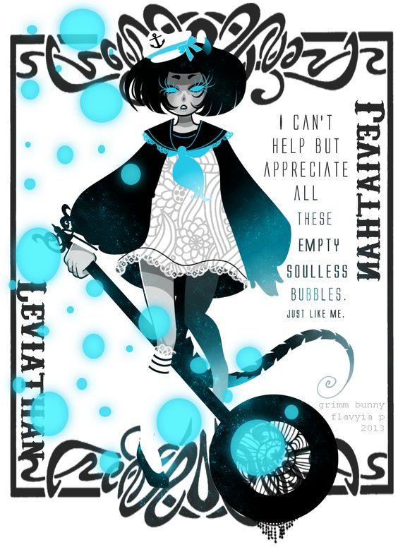 Card 004 - Leviathan
